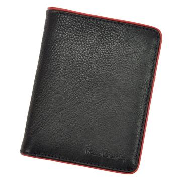 Pierre Cardin TUMBLE 326 (czarny + czerwony)