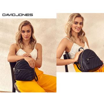 Plecak Damski David Jones 5834-3 Black