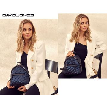 Plecak Damski David Jones 5834-3 D.Blue