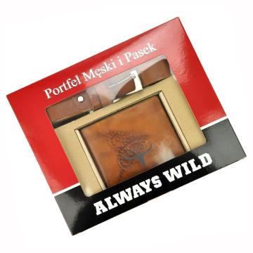 Always Wild PSB-N7-02-GG (brązowy)