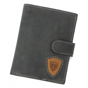 Loren N4L-STL RFID (czarny + brąz)