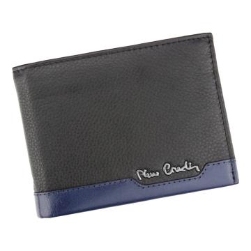Pierre Cardin TILAK37 324 RFID (czarny + niebieski)