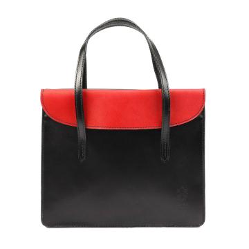 Gregorio 512 D (czarny + czerwony)