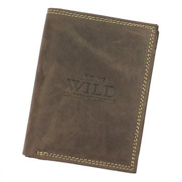 Wild N4-P-CHM RFID (brązowy)