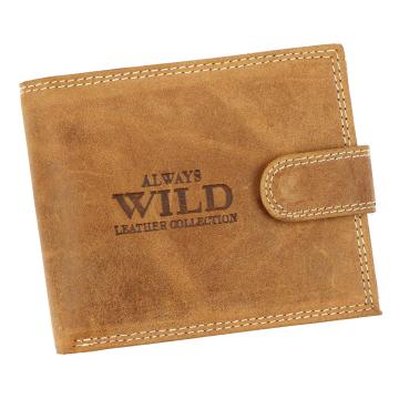 Wild N992L-P-CHM RFID (cognac)