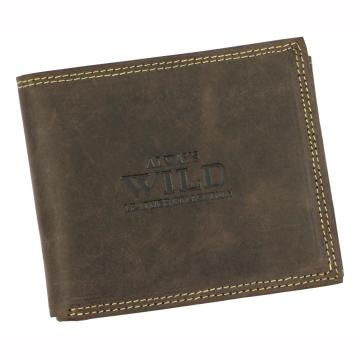 Wild N992-P-CHM RFID (brązowy)