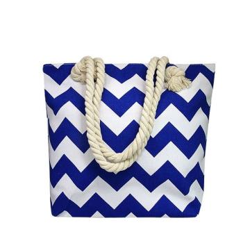 Torba Plażowa (5szt.) FB01 Waves Blue