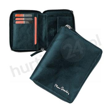 Pierre Cardin FOSSIL TILAK12 8818 BIS RFID (niebieski)