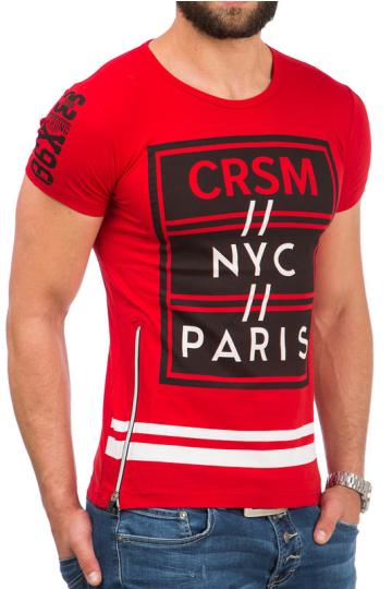 CRSM T-SHIRT MĘSKI -