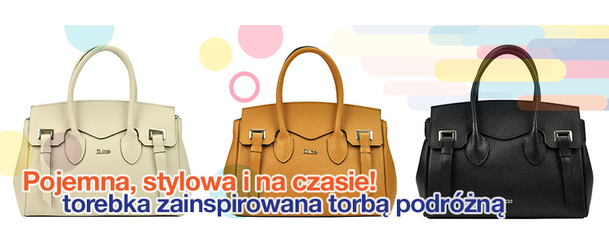 torebka jak torba podróżna