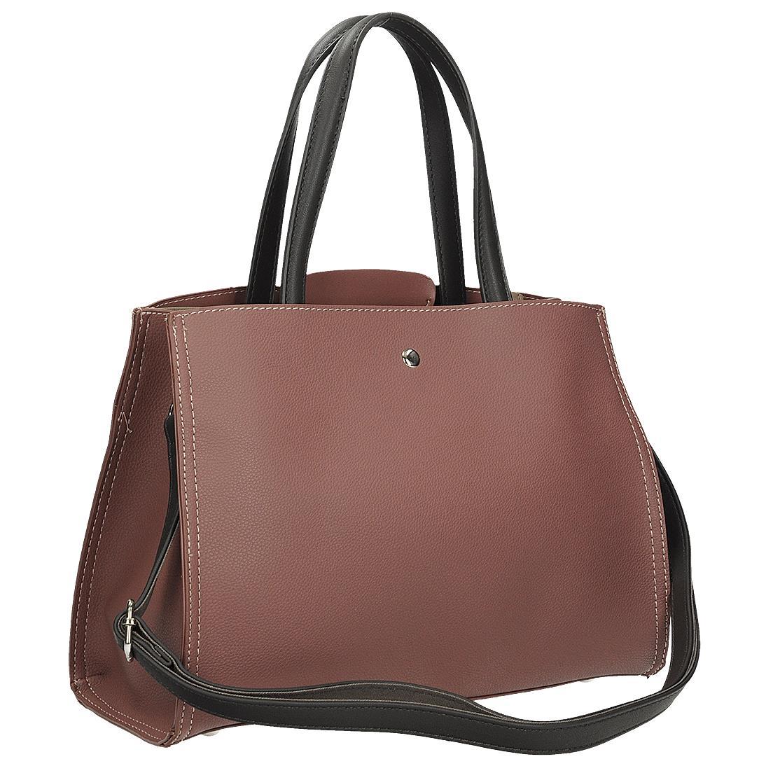 7f74b73a9ae56 Torebka damska kuferek w kolorze różowym DAVID JONES 5853-2 ...