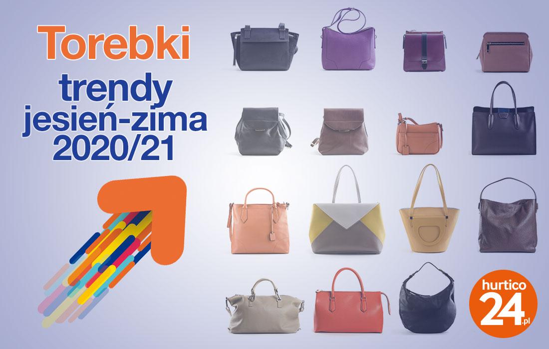 Torebki - trendy jesień-zima 2020/21